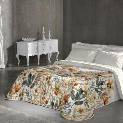NAF NAF ORCHID spanyol ágytakaró