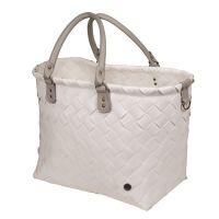 ÚJ!!!  HANDED BY táska: SAINT-TROPEZ fehér - újrahasznosított műanyagból