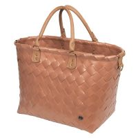 ÚJ!!!  HANDED BY táska: SAINT-TROPEZ  arany-barna - újrahasznosított műanyagból