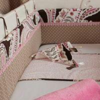Rózsaszín csokoládé szett: MORZSOLGATÓ KENDŐ