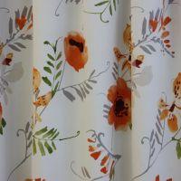 SÖTÉTÍTŐ / BLACK OUT: narancssárga virágos